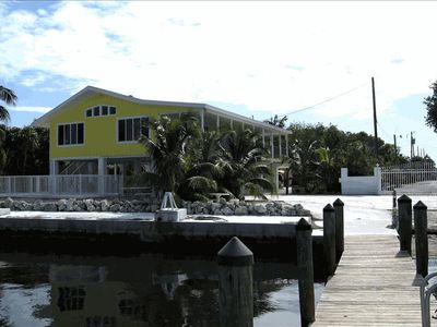 House from dock