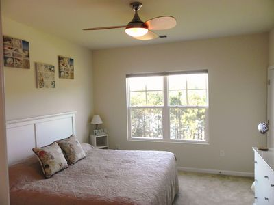 Windy Hill condo rental - Master Bedroom with King Bed