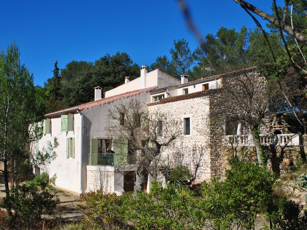 Holiday house, close to the beach, Cessenon, Languedoc-Roussillon
