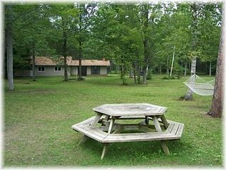 Gladwin house photo - Picnic table