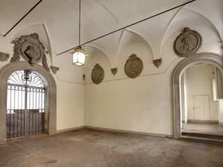 Building entrance hall - Historic Center apartment vacation rental photo