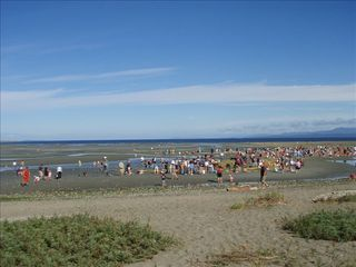 Parksville house photo - Kidsfest takes place on Parksville Bay in August.