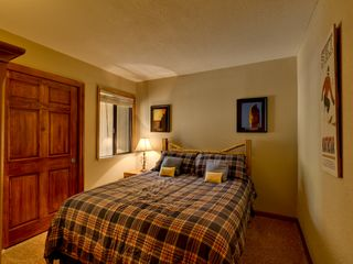 Carnelian Bay townhome photo - 2nd bedroom w/Queen bed