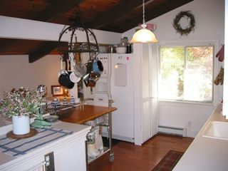 Jackson chalet photo - fully equipped kitchen