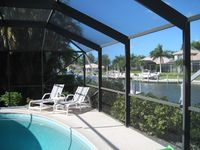 4 Bdrm, 2.5 Bth, Sleeps 8 Waterfront Home With Pool Near Tigertail/Esplanade