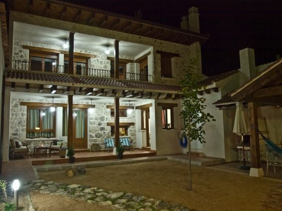 Self catering Apto. Rural El Corral de Acacio for 20 people
