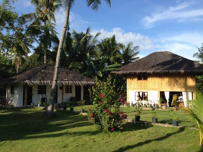 image for Charming tropical house 5 minutes walk from the beach