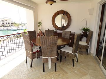 Terrace Dining Area
