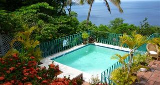 Soufriere house photo