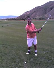 Granby condo photo - One Happy Golf Guy! Headwaters Golf Course, Granby, CO