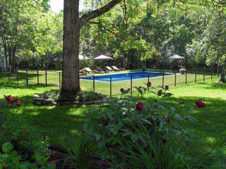 Rhinebeck house photo - Heated, In-Ground Pool