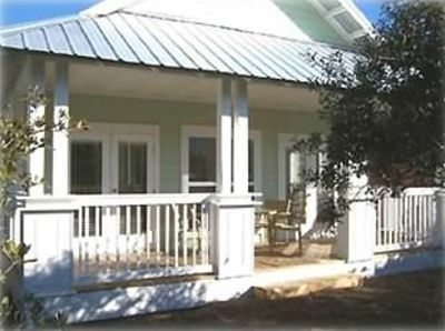 Ask for Key Lime Cottage for a very special stay at the Cottages at Camp Creek.