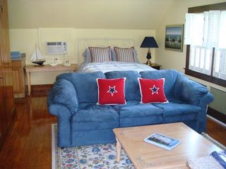 Barnstable estate photo - The Cottage ... a complete studio apartment ! NOT included in rental !