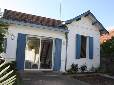 Adorable villa typical of Arcachon Bay beach 150m & center - 6 pers