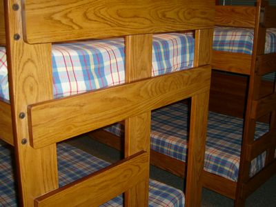 Bunk Room on the Lower-Living-Level