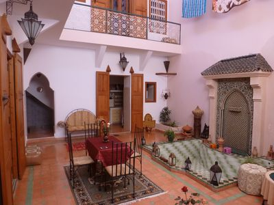 Sweet and familial Riad  in Marrakech, B&B or Guest House