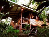Stunning Jungle Hideaway On Secluded Private Property, Minutes To  Best Beach