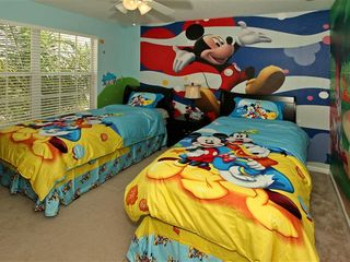 Windsor Hills house photo - Mickey and Friends Boy's Room
