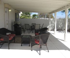 Las Vegas house photo - Patio and gas barbeque grill