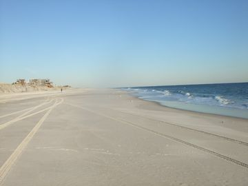 Fire Island Seashore, a few steps from the house!