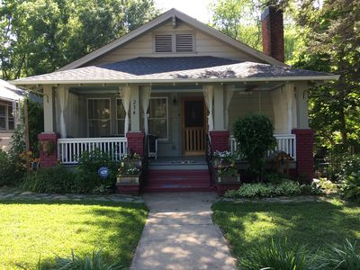 Asheville's Gem: New Bungalow Listing  In Desirable Historic Montford