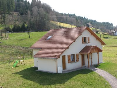 COTTAGE HILL 110 m2 15 minutes from Gerardmer