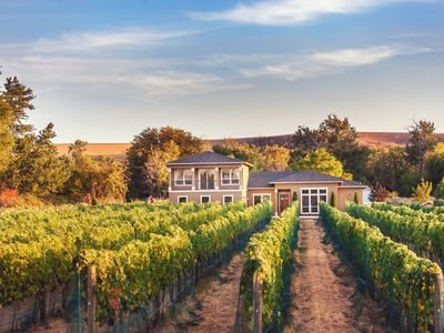 Vineyard View Estate - Luxury Home in a Private Vineyard on Mill Creek