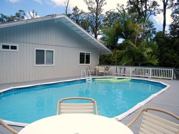 Pahoa house rental - Pahoa Private Pool Home