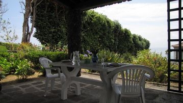 Sao Miguel Island cottage rental - Private terrace