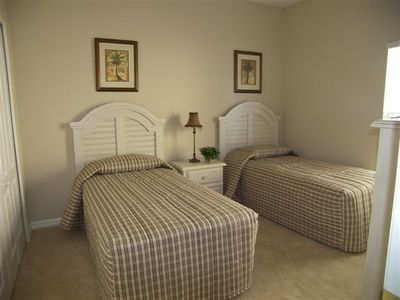 The Shire at West Haven villa rental - Fourth Bedroom