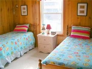 Kitty Hawk house photo - Bedroom with 2 Single beds