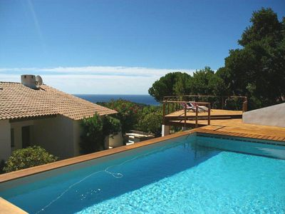 LUXURY VILLA IN THE GULF OF ST TROPEZ SEA 180