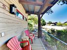 Porch - Sip your morning coffee from the comfort of the porch.