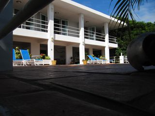 Vieques Island house photo - Pool and Deck