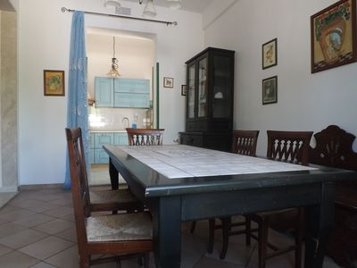 Apartment complete and characteristic a few steps from the sea, elegant spacious