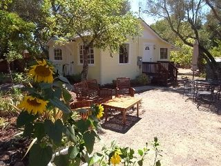 Glen Ellen cottage photo - Have Afternoon Tea in the Shade of The Fruit Trees