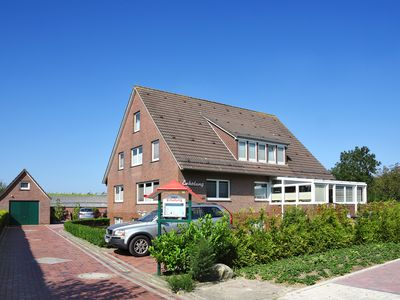 Holiday on the North Sea in Bensersiel - close to the beach and the North Sea Therme