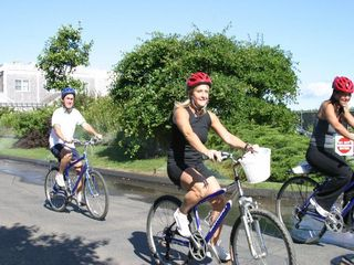Edgartown hotel photo - Bike rentals are easily arranged-a great way to see the Island.