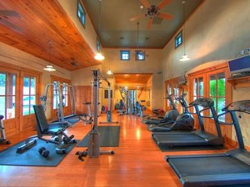 Fitness Center at The Hollows Beach Club