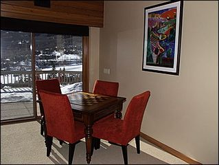 Snowmass Village house photo - Game table