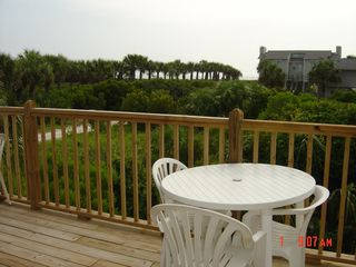 Marineland house photo - East Deck facing ocean