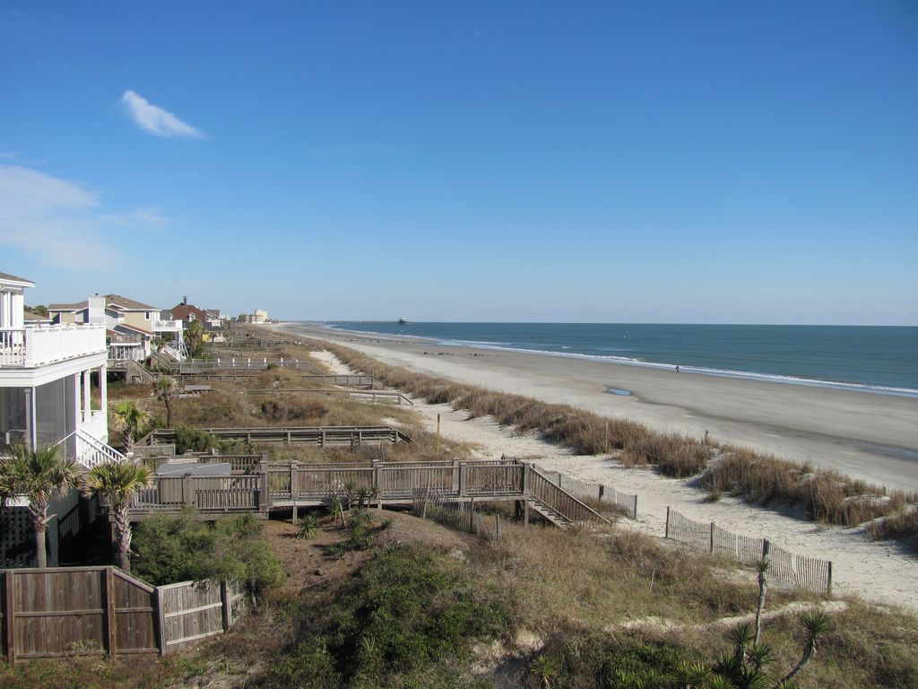 Beach Rentals Folly Beach Sc