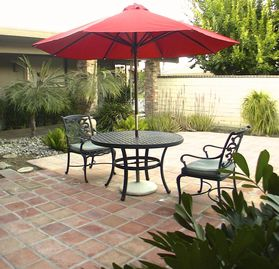 Rancho Mirage house rental - Front Patio - perfect for dining