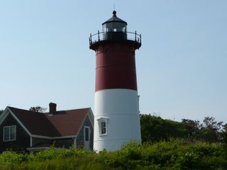 Eastham cottage photo - Nauset lighthouse