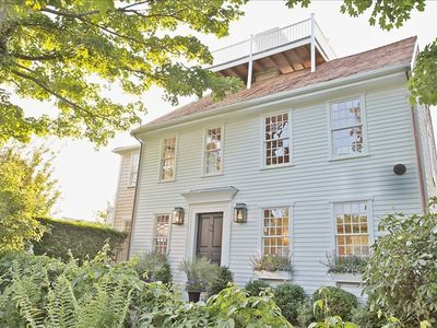 Nantucket Town, Massachusetts House