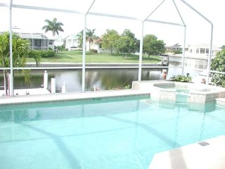 Vacation Homes in Marco Island house photo - 'Marco Getaway' Pool and Jacuzzi!
