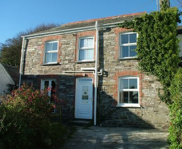 Lovely family cottage in Treknow close to Trebarwith Strand beach