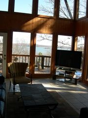 Kentucky Lake house photo - The views just can't be beat and can be seen from almost every room!