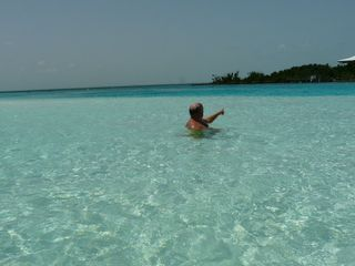 Elbow Cay and Hope Town house photo - Crystal clear seas