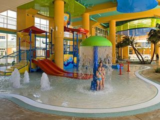 Splash Resort condo photo - Children's interactive water park